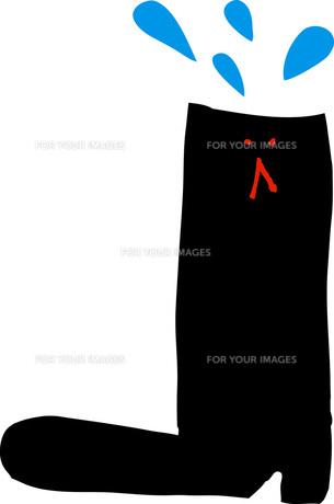 ブーツの写真素材 [FYI00336055]