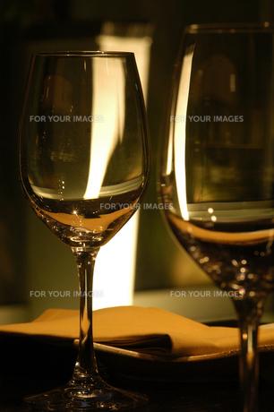 ワイングラスの写真素材 [FYI00336109]