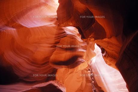 Antelope Canyonの写真素材 [FYI00336175]
