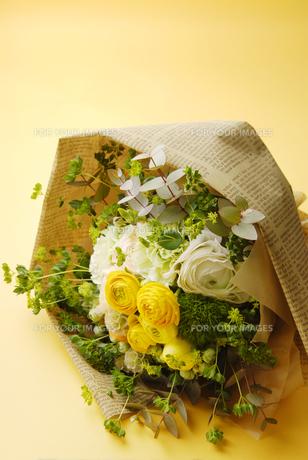 花束の写真素材 [FYI00336180]