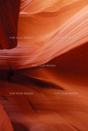 Antelope Canyonの写真素材 [FYI00336185]