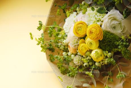 花束の写真素材 [FYI00336187]