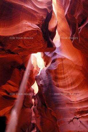 Antelope Canyonの写真素材 [FYI00336192]