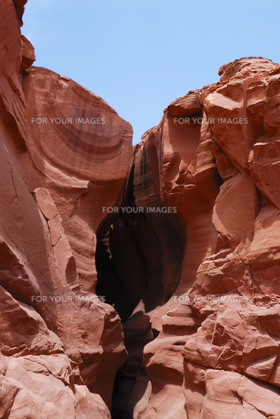 Antelope Canyonの写真素材 [FYI00336201]