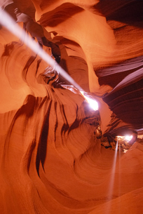 Antelope Canyonの写真素材 [FYI00336202]