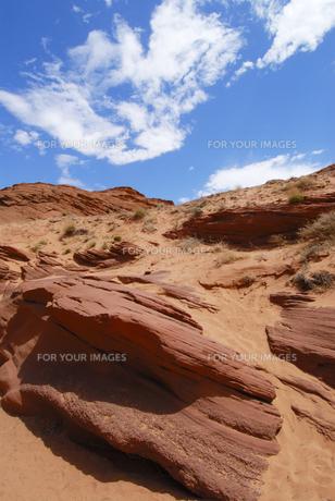 Antelope Canyonの写真素材 [FYI00336206]