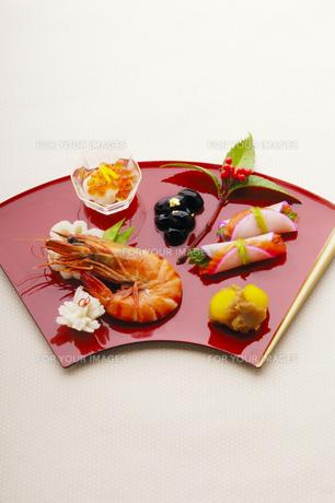 おせち料理の写真素材 [FYI00336231]