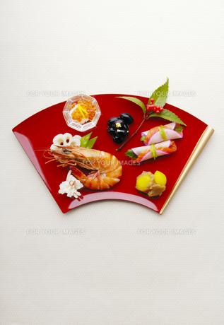 おせち料理の写真素材 [FYI00336236]