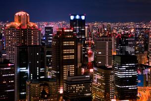 梅田の超高層ビル群の素材 [FYI00336301]