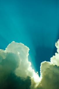 入道雲の写真素材 [FYI00336352]