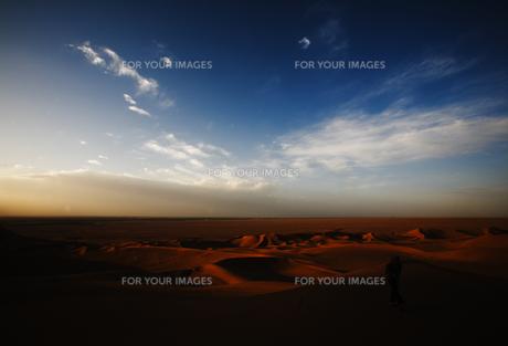 砂漠の写真素材 [FYI00336421]