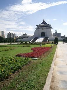 中正記念堂の写真素材 [FYI00336661]