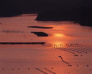 輝く海面の写真素材 [FYI00336935]