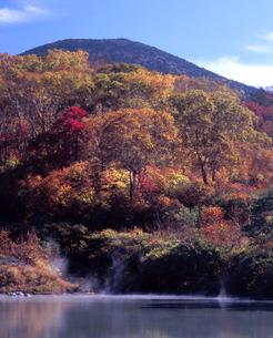 秋彩の地獄沼の素材 [FYI00337207]