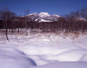 妙高高原雪景色の写真素材 [FYI00338056]