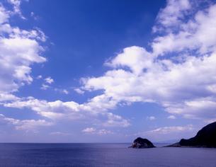 陽春の熊野灘の写真素材 [FYI00338158]