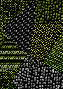 グラフィックパターンの素材 [FYI00349564]