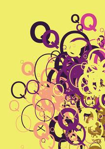 グラフィックパターンの写真素材 [FYI00360362]