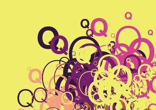 グラフィックパターンの写真素材 [FYI00360366]