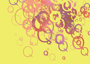 グラフィックパターンの写真素材 [FYI00360367]