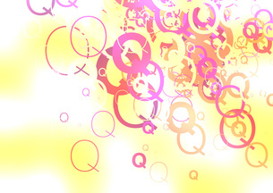 グラフィックパターンの写真素材 [FYI00360369]