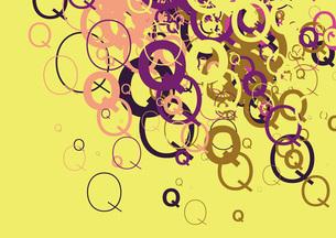 グラフィックパターンの写真素材 [FYI00360387]