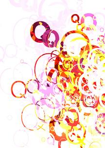 グラフィックパターンの写真素材 [FYI00360389]