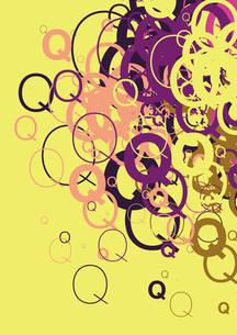 グラフィックパターンの写真素材 [FYI00360393]