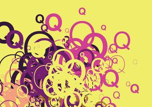 グラフィックパターンの写真素材 [FYI00360406]