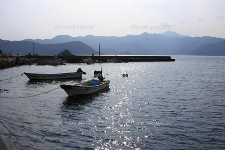 漁船の写真素材 [FYI00361075]