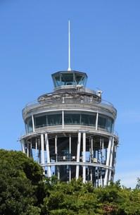 江の島展望灯台の写真素材 [FYI00361191]