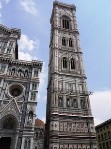ジョットの鐘楼 フィレンツェの写真素材 [FYI00361270]