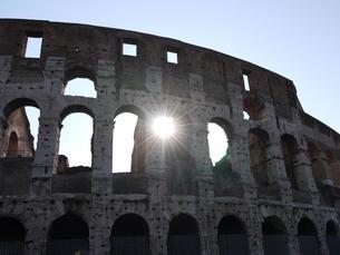 コロッセオの写真素材 [FYI00361273]