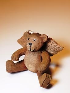 クマの天使の素材 [FYI00361329]