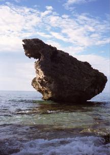 岩場の写真素材 [FYI00361460]