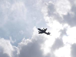 空軍機の写真素材 [FYI00361535]