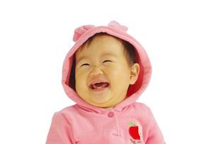うさぎの赤ちゃんの写真素材 [FYI00361783]
