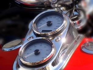 スピードメーターの写真素材 [FYI00361916]