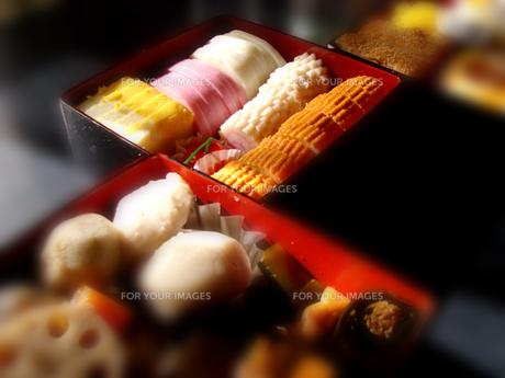 おせち料理の写真素材 [FYI00361957]