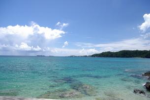 沖縄の海の素材 [FYI00362148]