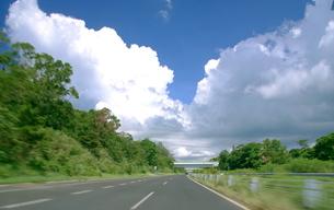 沖縄でのドライブの素材 [FYI00362179]