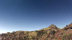 秋の瓶が森(パノラマ合成)の写真素材 [FYI00362224]