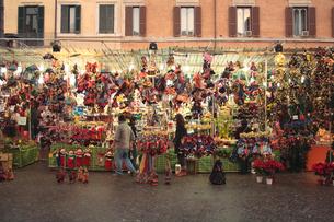 ローマのクリスマスの素材 [FYI00362249]