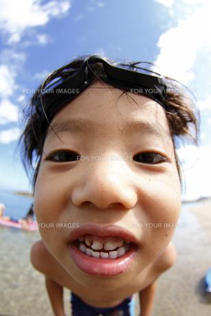 海水浴の写真素材 [FYI00362347]