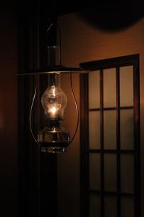 ランプの宿の写真素材 [FYI00364277]