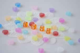 LOVEの写真素材 [FYI00364279]