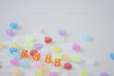 LOVEの写真素材 [FYI00364291]