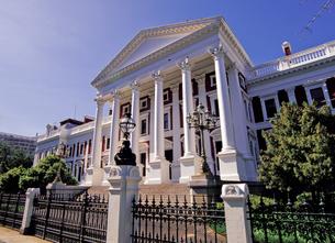 国会議事堂の建物の写真素材 [FYI00364792]