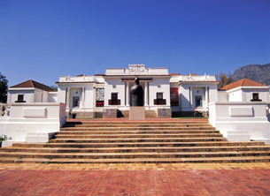 南アフリカ国立美術館の写真素材 [FYI00364805]