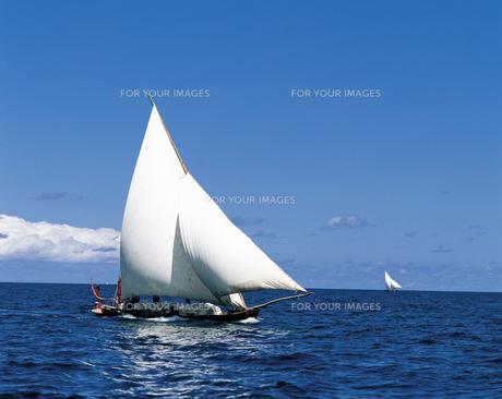 インド洋の美しい海の写真素材 [FYI00364850]